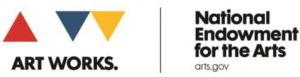 Natl Endowment for Arts NEA Artworks logo